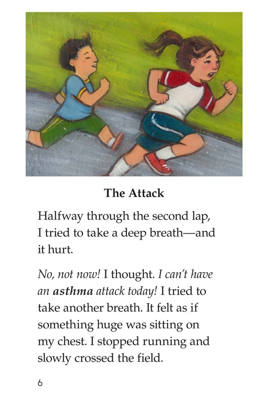 Book Preview For My Asthma Attack Page 6