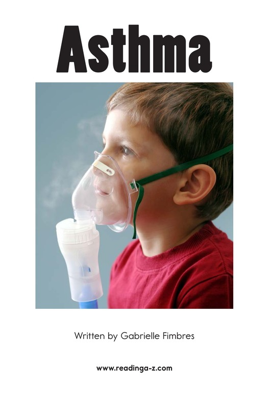Book Preview For Asthma Page 2