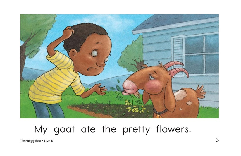 Book Preview For The Hungry Goat Page 3