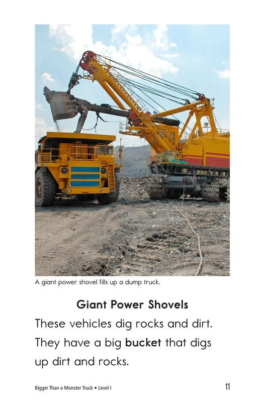 Book Preview For Bigger Than a Monster Truck Page 11