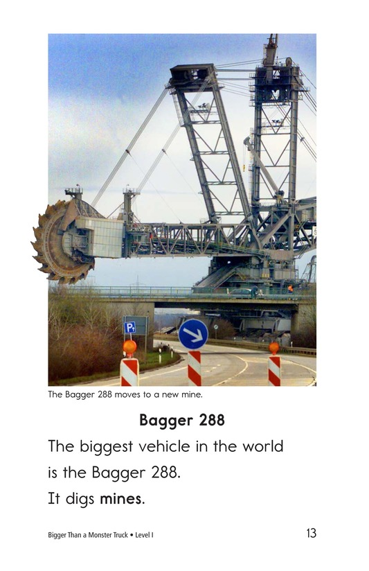 Book Preview For Bigger Than a Monster Truck Page 13