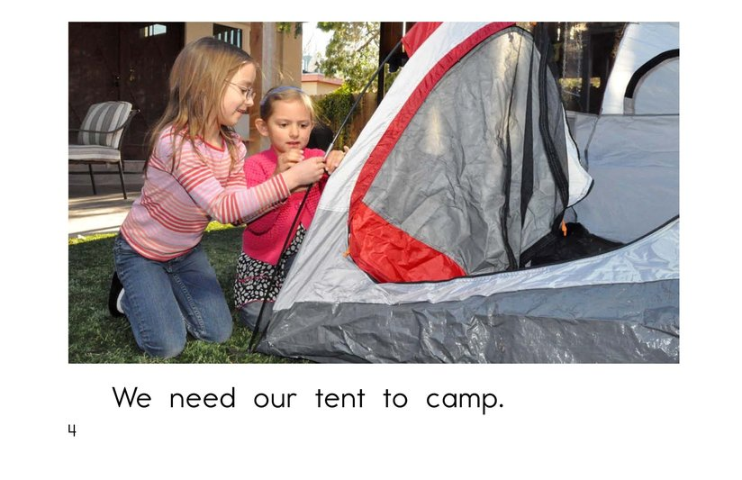 Book Preview For Backyard Camping Page 4
