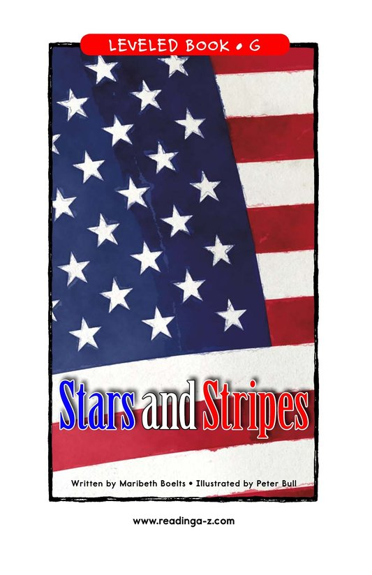 Book Preview For Stars and Stripes Page 1