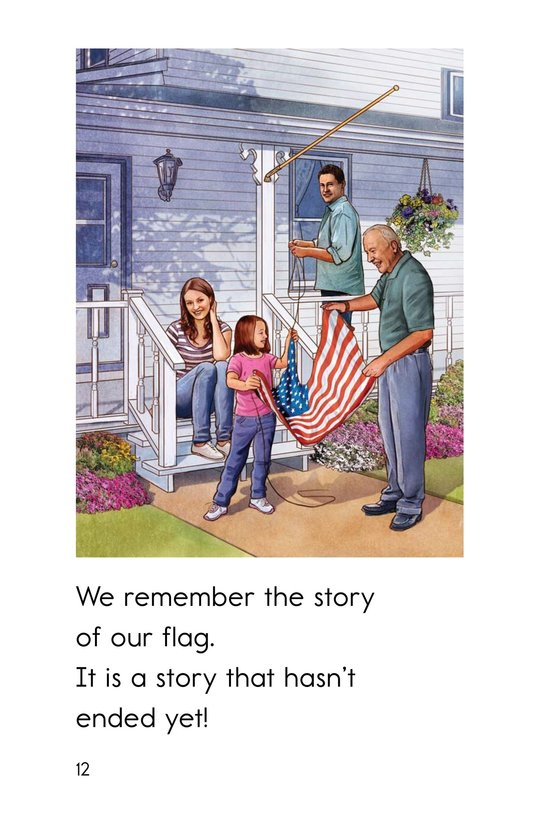 Book Preview For Stars and Stripes Page 12