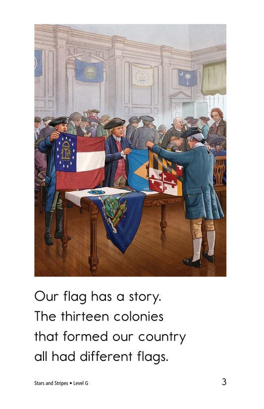 Book Preview For Stars and Stripes Page 3