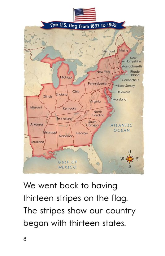 Book Preview For Stars and Stripes Page 8