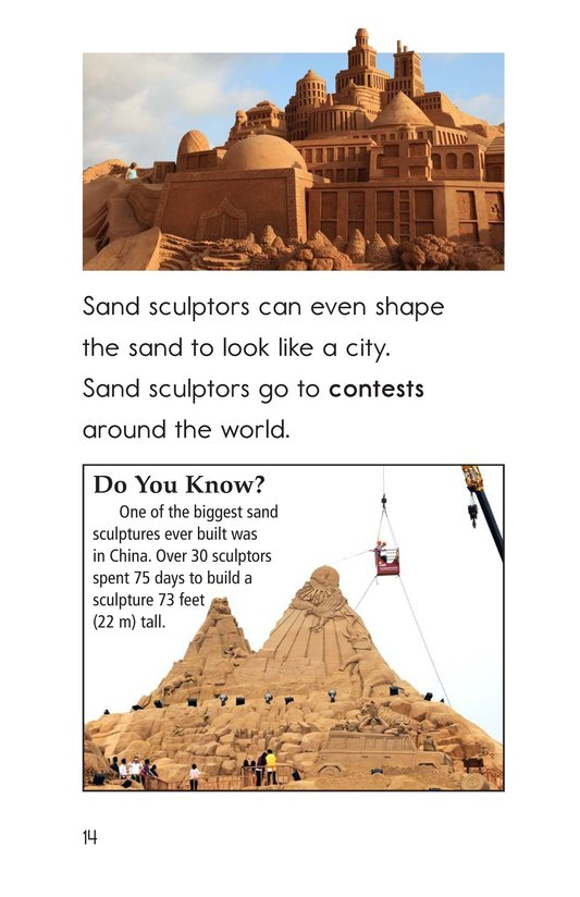 Book Preview For Statues in the Sand Page 14