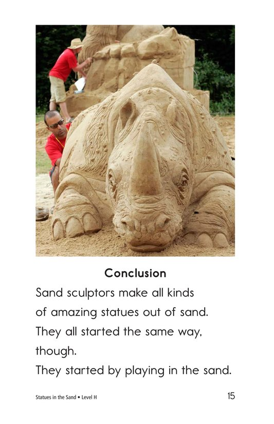 Book Preview For Statues in the Sand Page 15