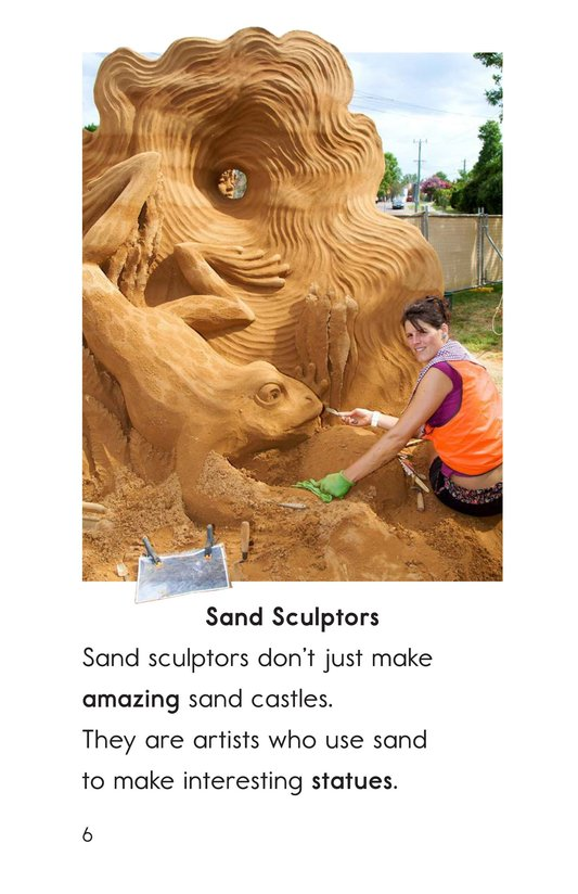 Book Preview For Statues in the Sand Page 6