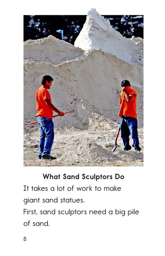Book Preview For Statues in the Sand Page 8