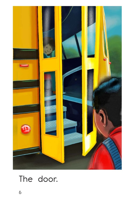Book Preview For My School Bus Page 6