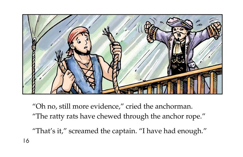 Book Preview For Ratty Rats Page 16
