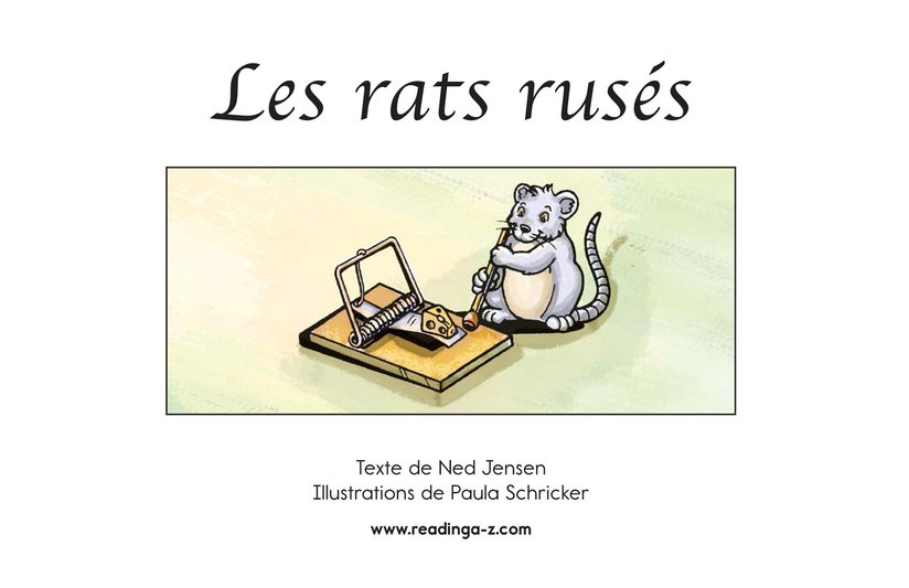 Book Preview For Ratty Rats Page 2