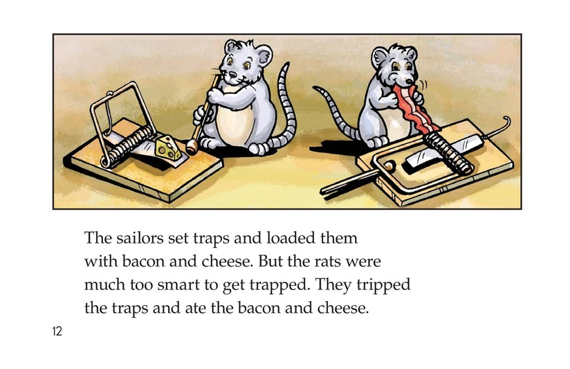 Book Preview For Ratty Rats Page 12
