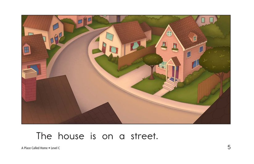 Book Preview For A Place Called Home Page 5