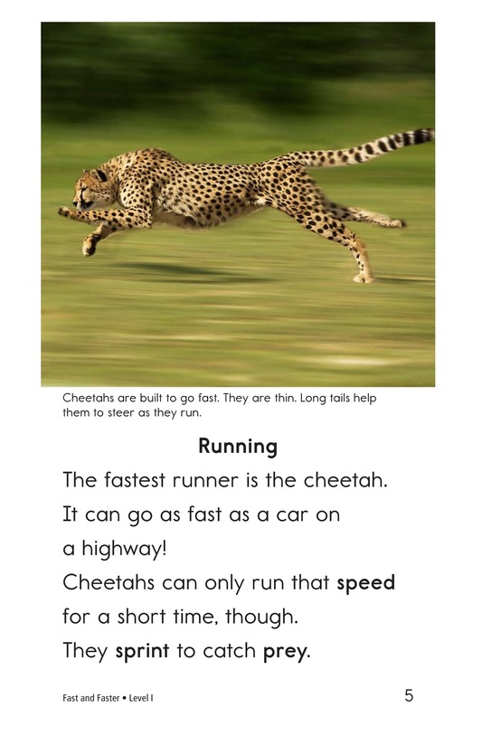 Book Preview For Fast and Faster Page 5