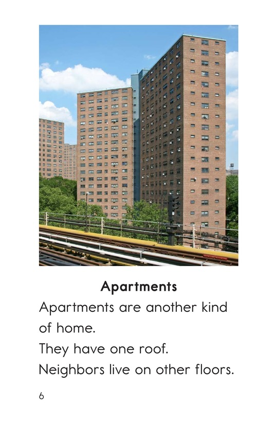 Book Preview For All Kinds of Homes Page 6