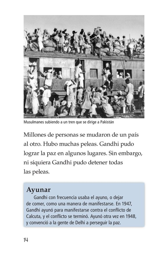 Book Preview For Gandhi Page 14
