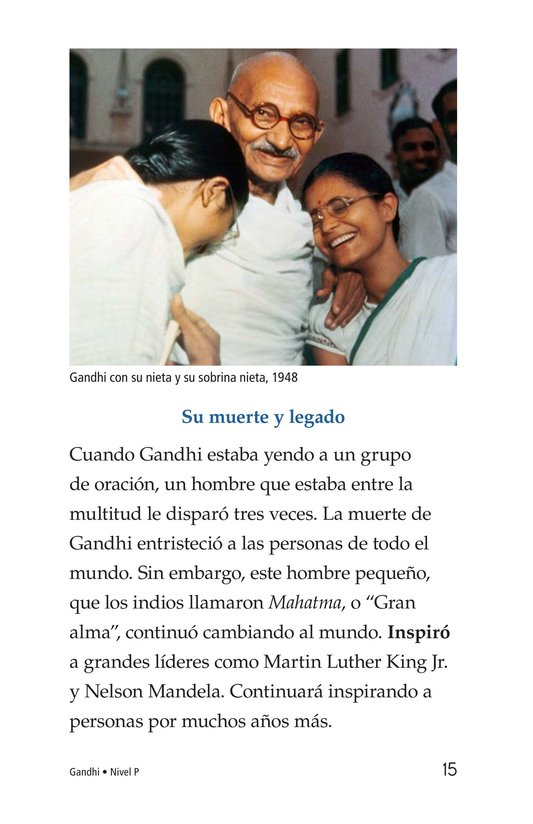 Book Preview For Gandhi Page 15