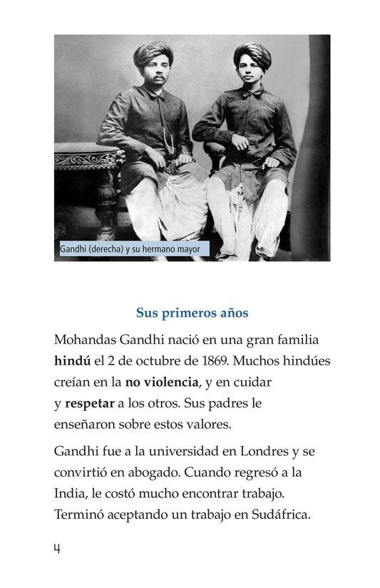 Book Preview For Gandhi Page 4
