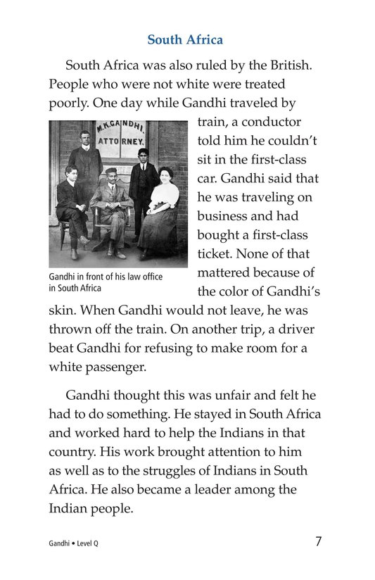Book Preview For Gandhi Page 7
