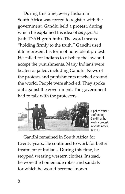 Book Preview For Gandhi Page 8