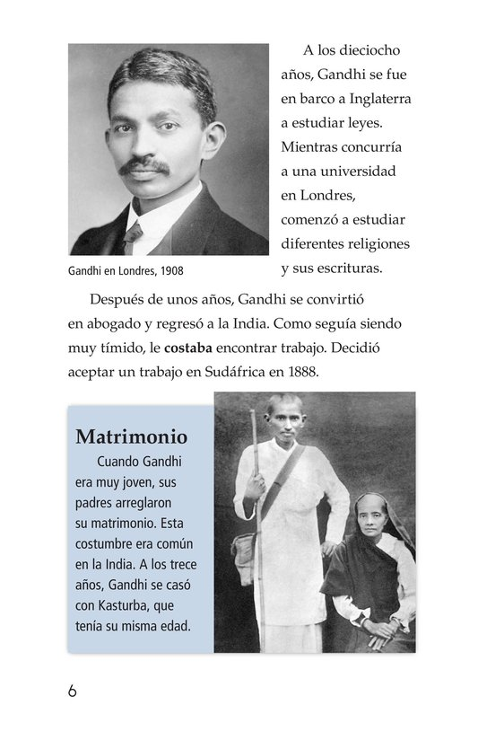 Book Preview For Gandhi Page 6