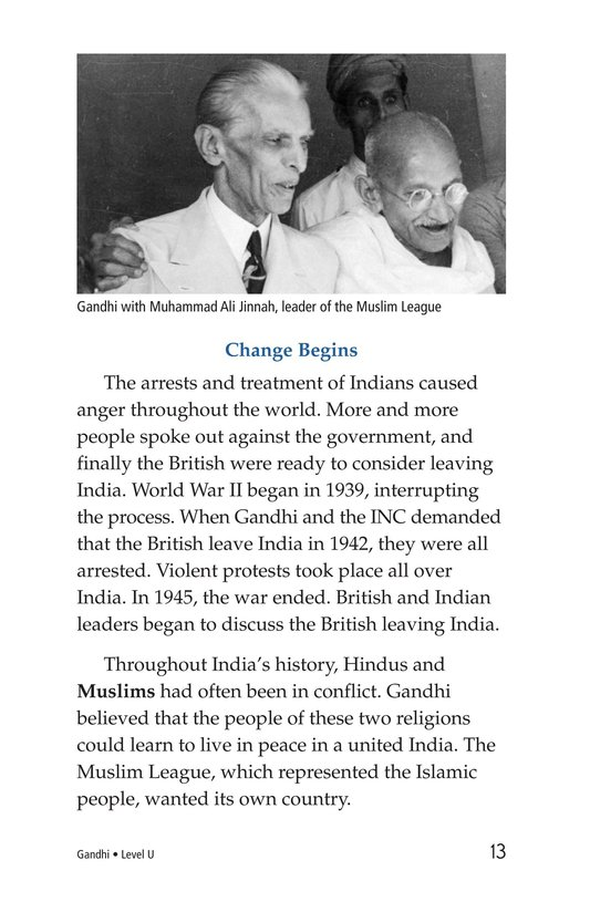 Book Preview For Gandhi Page 13