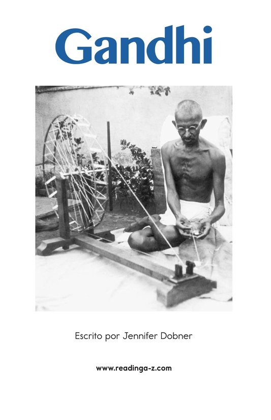 Book Preview For Gandhi Page 2
