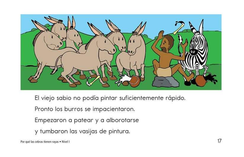Book Preview For How Zebras Got Their Stripes Page 17