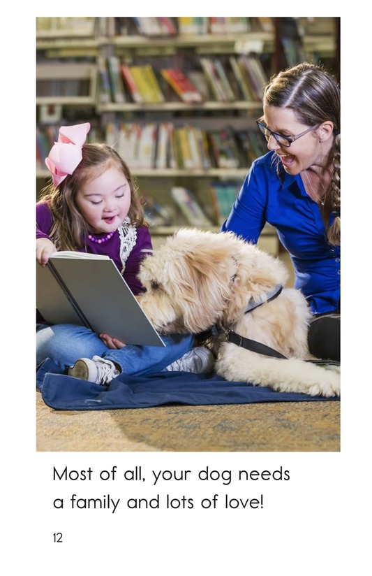 Book Preview For Caring for Your Dog Page 12