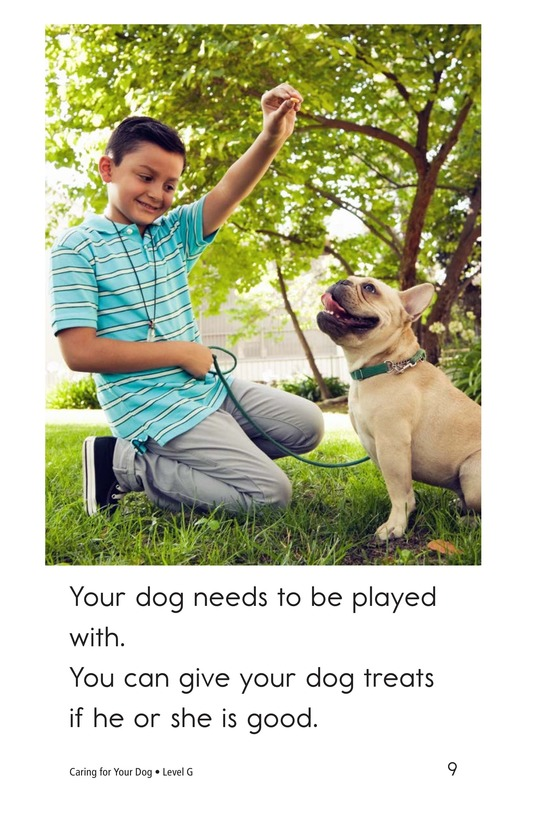 Book Preview For Caring for Your Dog Page 9