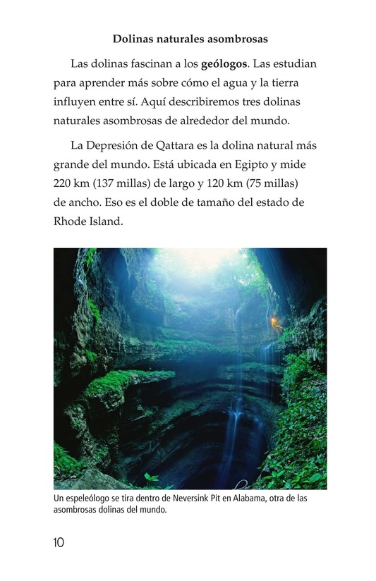 Book Preview For Sinkhole Science Page 10