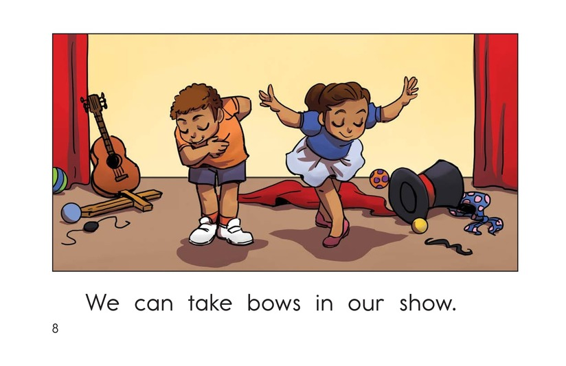 Book Preview For Our Show Page 8
