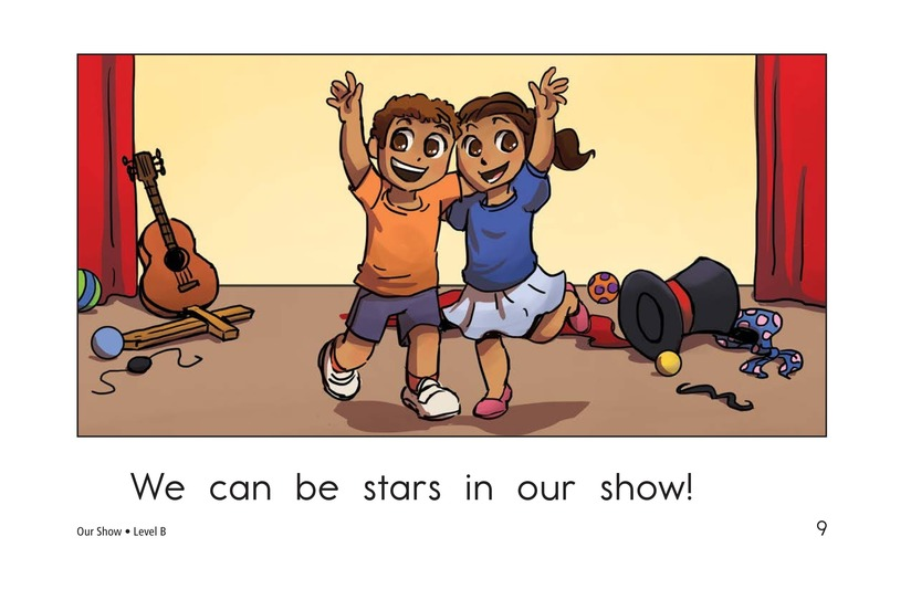 Book Preview For Our Show Page 9
