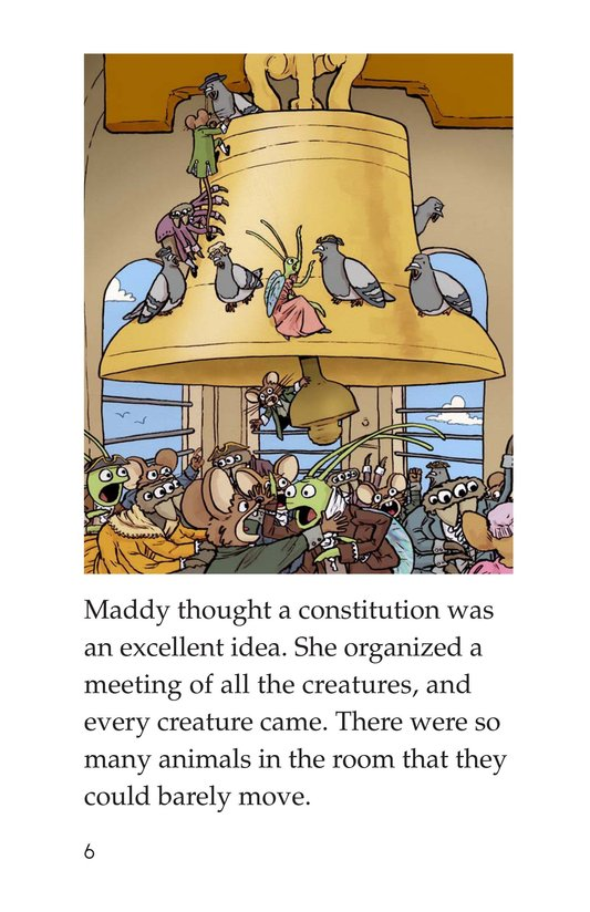 Book Preview For The Creature Constitution Page 6