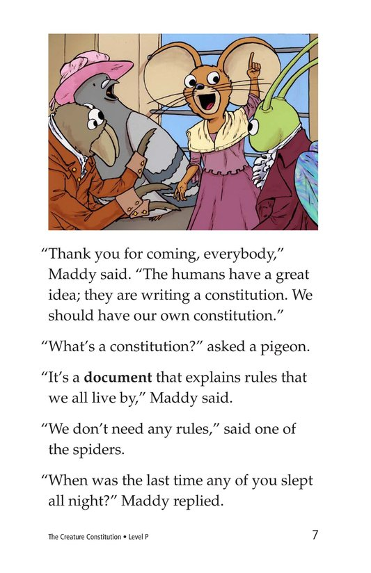 Book Preview For The Creature Constitution Page 7