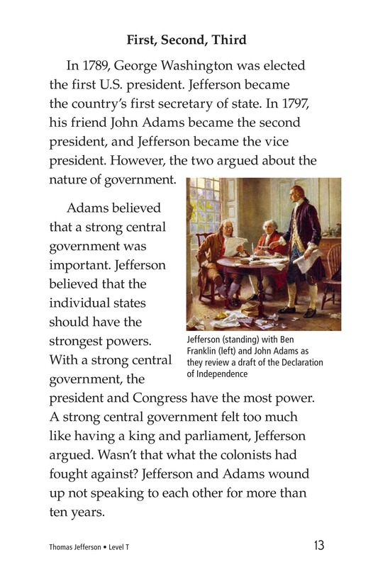 Book Preview For Thomas Jefferson Page 13