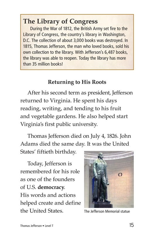 Book Preview For Thomas Jefferson Page 15