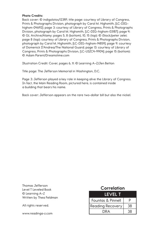 Book Preview For Thomas Jefferson Page 2