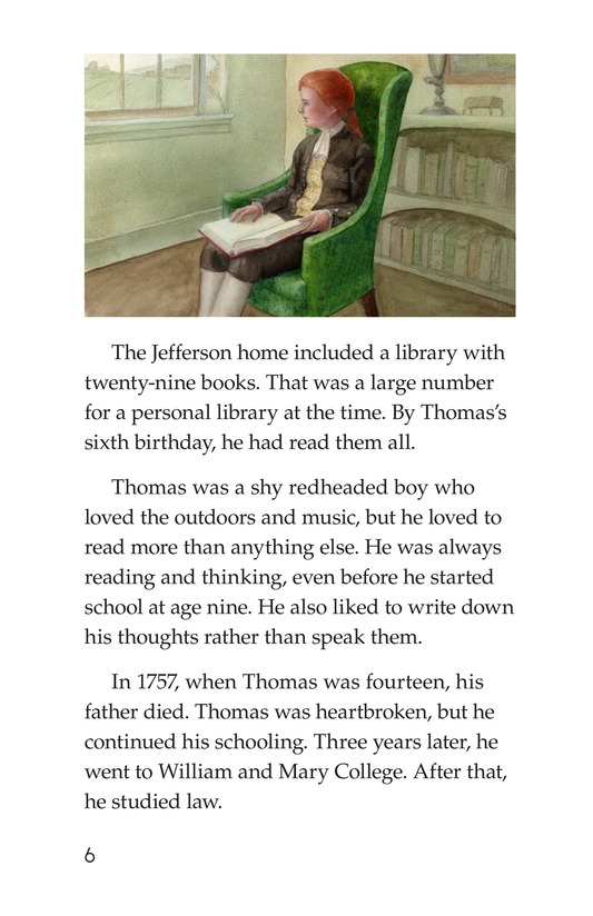 Book Preview For Thomas Jefferson Page 6