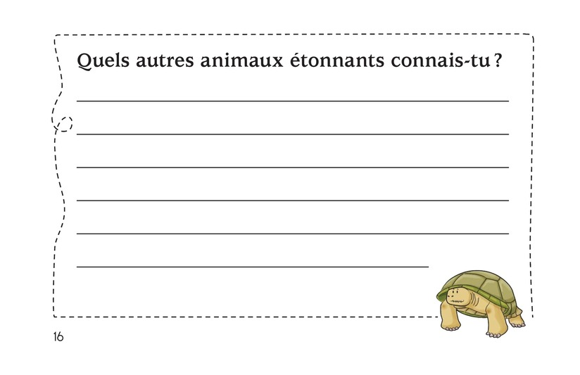 Book Preview For Extreme Animals Page 16