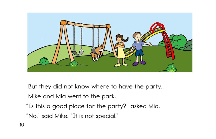 Book Preview For Darby's Birthday Party Page 10