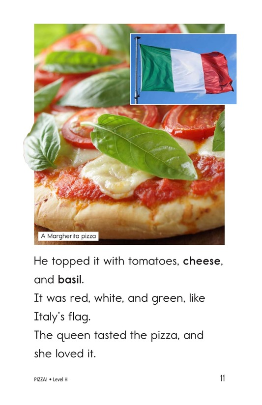 Book Preview For PIZZA! Page 11