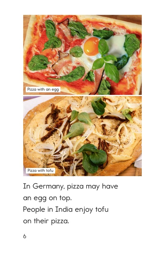 Book Preview For PIZZA! Page 6