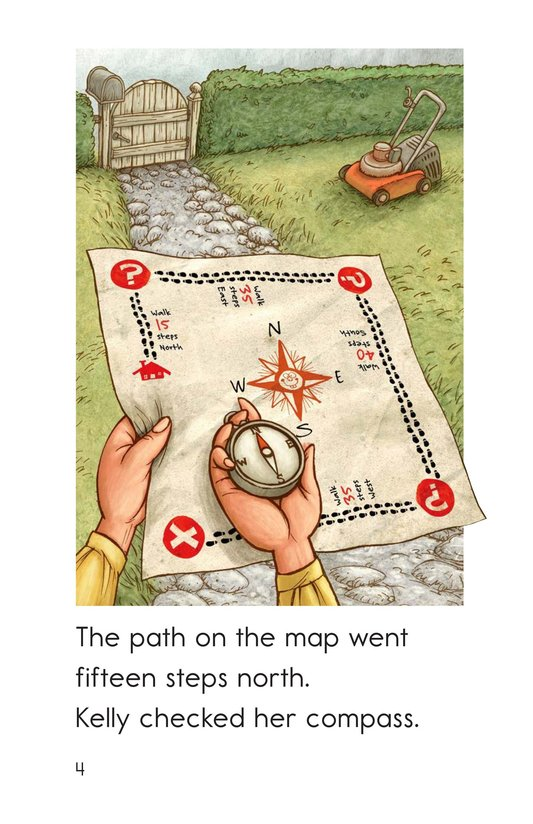 Book Preview For Following the Map Page 4
