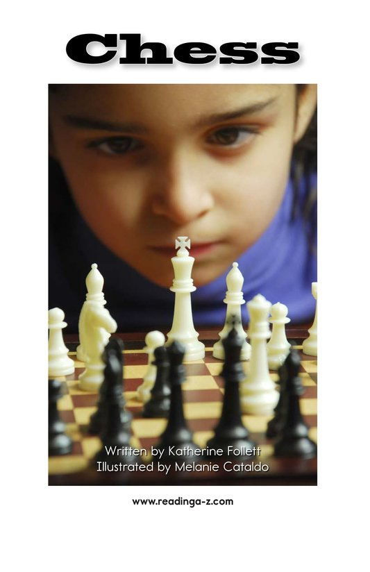 Book Preview For Chess Page 2