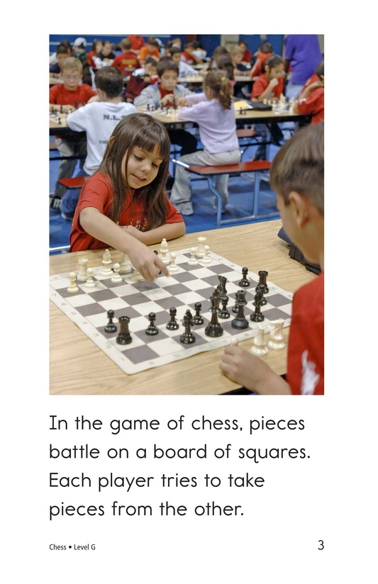Book Preview For Chess Page 3
