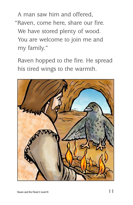 Book Preview For Raven and the Flood Page 11