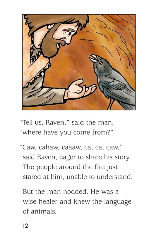Book Preview For Raven and the Flood Page 12